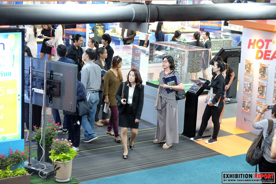 Home Buyers Expo 2017, photo courtesy of thailandexhibition.com